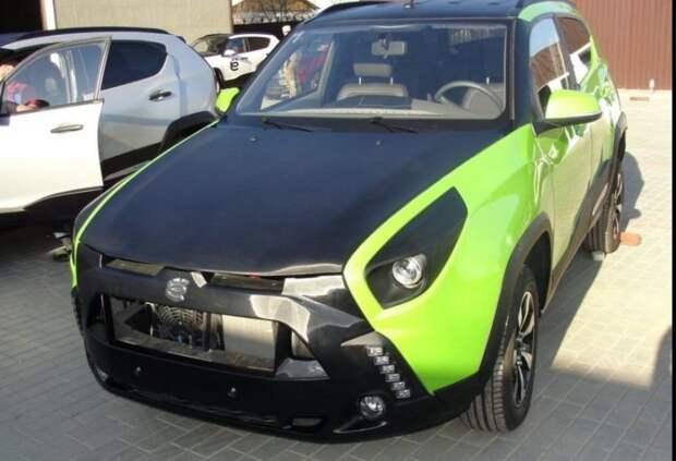 Российский Ё-мобиль! Начало продаж! авто, автомобили, концепт-кар, найдено на ebay, продажа авто, прототип, ё-мобиль