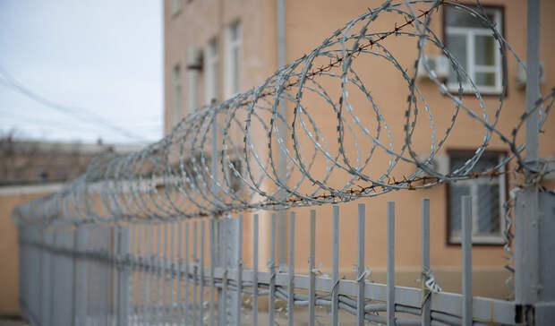 После побега с производственного объекта в Волгограде задержан осужденный