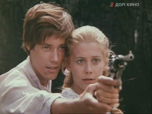 Красивые пары советского кино 70-ых