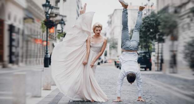 Ах эта свадьба… Красивая фотосессия из нашей жизни