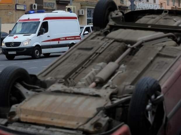 Наиболее опасные места на дорогах предложили отмечать в мобильном приложении