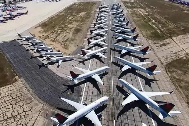 Восстановление полетов дефицит топлива