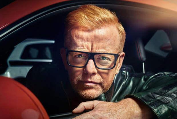Обновленный Top Gear покинул главный ведущий