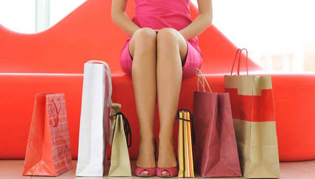 Блог Павла Аксенова. Анекдоты от Пафнутия про шопинг. Фото haveseen - Depositphotos