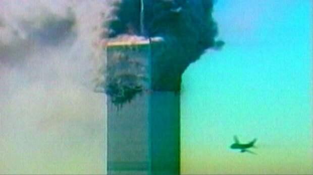 Террористический акт в Нью-Йорке 11 сентября 2001 года. Видео