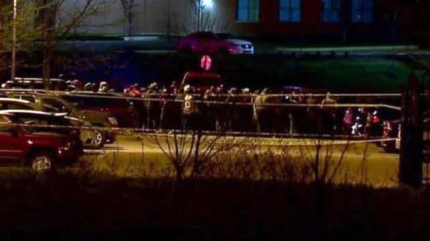 СМИ:в Индианаполисе произошла стрельба