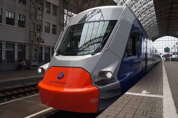 Новейший поезд «Иволга» для МЦД представят на «Пикнике Афиши» Фото: Фотобанк БМ24