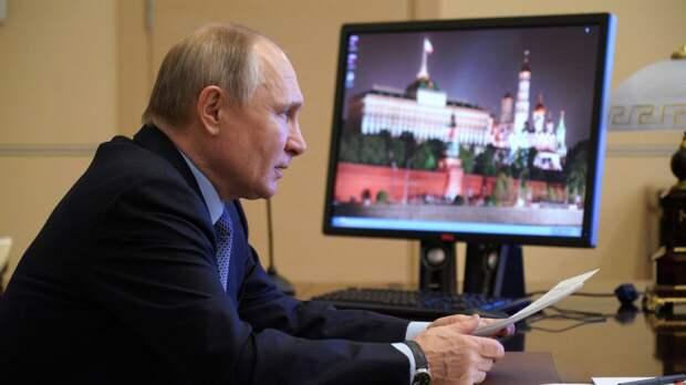 Президент РФ подписал указ о продлении выходных между майскими праздниками