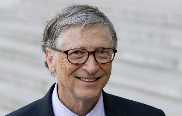 Сколько зарабатывает Билл Гейтс