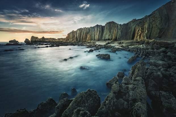 Солнечный Алгарве или Cерых туч океан: Португалия Дмитрия Купрацевича