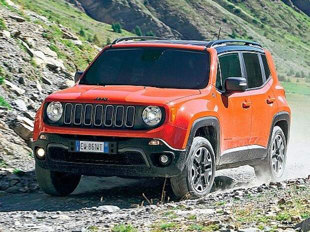 Тест Jeep Renegade: против веры?