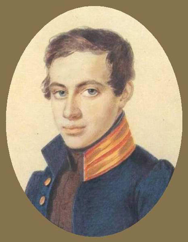 Русский живописец-акварелист Соколов Петр Федорович