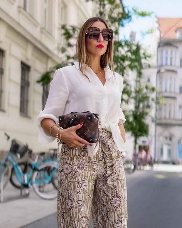 Модные солнцезащитные очки 2021-2022
