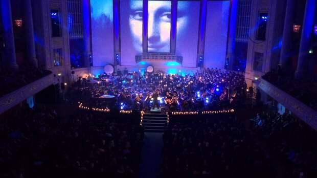"Концерт Ханса Циммера в Вене: композиция из фильма ""Код Да Винчи"""
