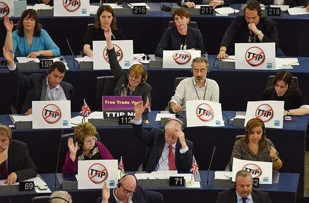 Избежит ли Европа американской кабалы