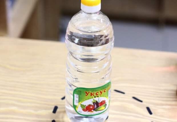 Уксус справится не только с жиром, но и со ржавчиной / Фото: posudaguide.ru