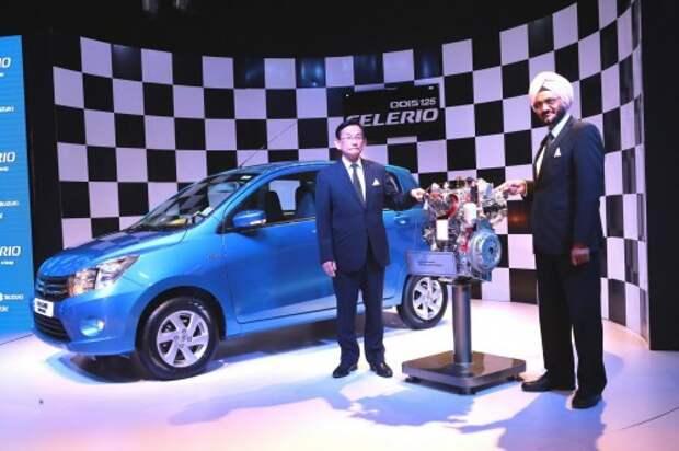 Первый дизельный двигатель Suzuki