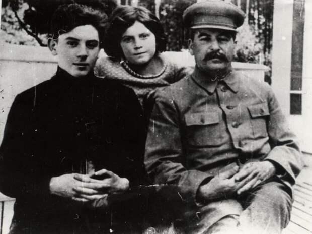 Письмо Иосифа Сталина учителю своего сына Василия