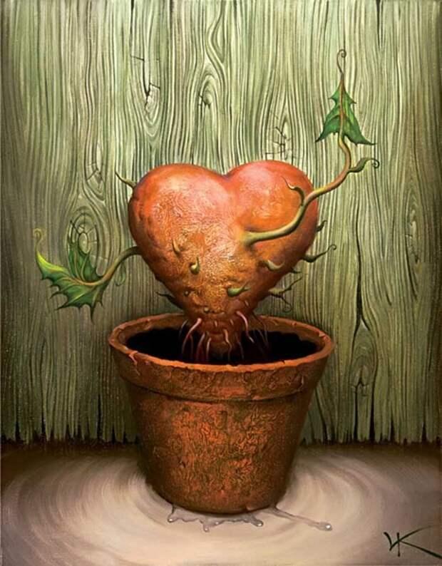 Любовь или болезнь?