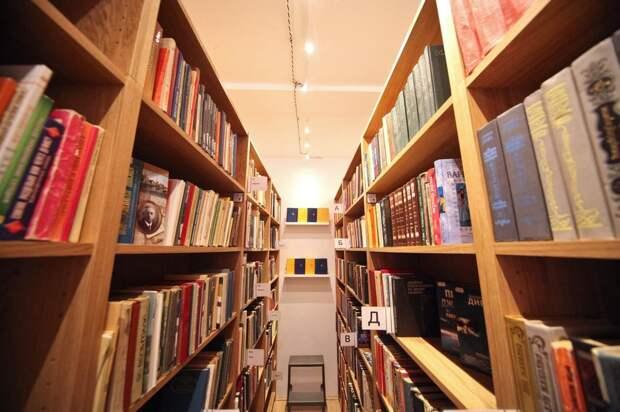 График работы библиотеки в Парусном проезде изменился