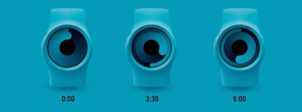 Самые креативные наручные часы мира