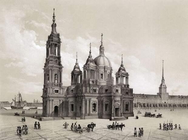 Тайна Исаакиевского собора: долгострой, унесший жизнь своего создателя