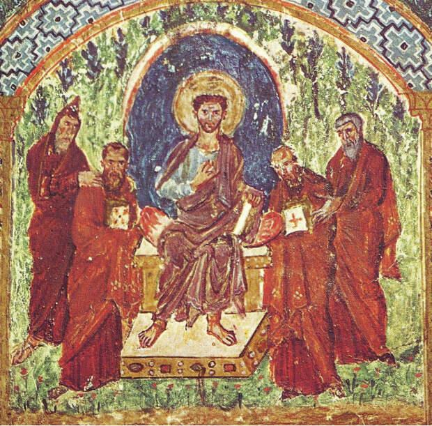 Евангелие Раббулы 586 г.