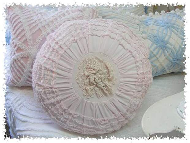 Винтажные подушки