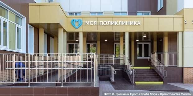 Вице-мэр Ракова: Москва продолжает реализовывать городские проекты в период пандемии / Фото: Д.Гришкин, mos.ru