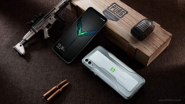 Игровой смартфон Xiaomi Black Shark 2 появился в Европе