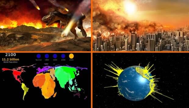 Эксперты: шестое массовое вымирание уже началось и процессы необратимы.
