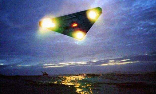 НЛО Пентагона: опубликовано подтверждение секретного проекта