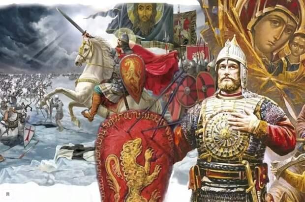 Крестовые походы на Русь. Тайна битвы на Чудском озере.