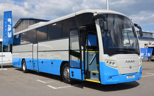 Что-то не то с сиденьями: объявлен отзыв автобусов ЛиАЗ