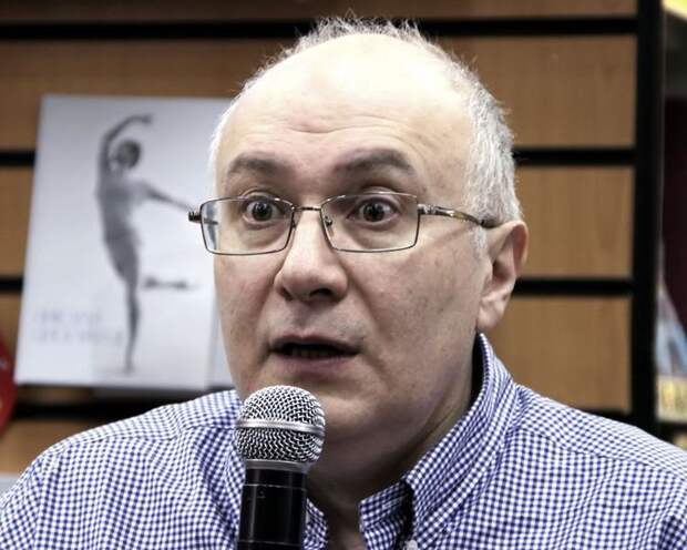 Не могу я на мове балакать! Ганапольский предъявил Украине ультиматум