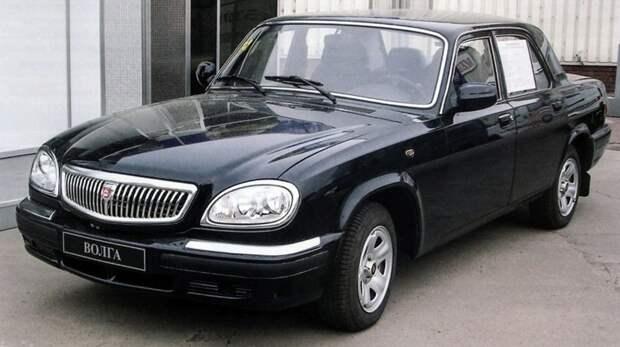 ГАЗ-31105 автомобили, газ, фоторепортаж