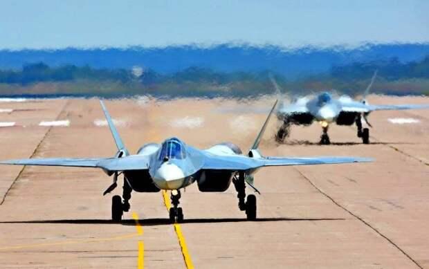 В госдуме рассказали, где взять средства на боевые самолеты шестого поколения