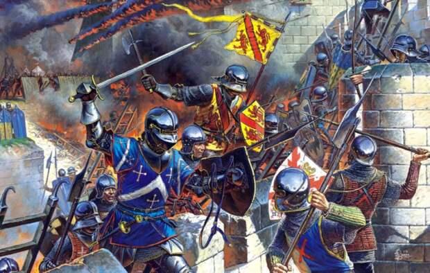 Огнём и мечом - как утверждали нынешнюю версию христианства