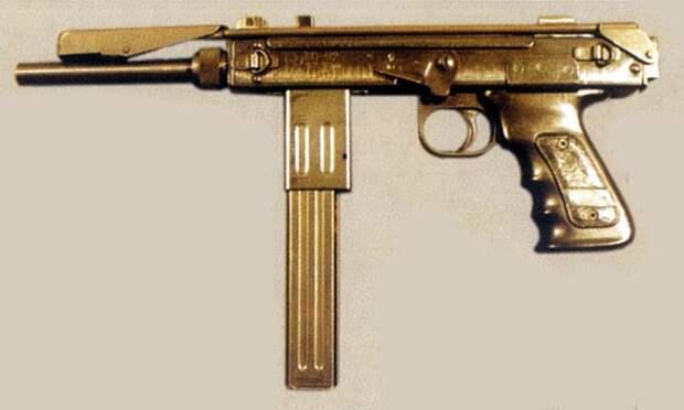 Оружие боевиков первой чеченской войны
