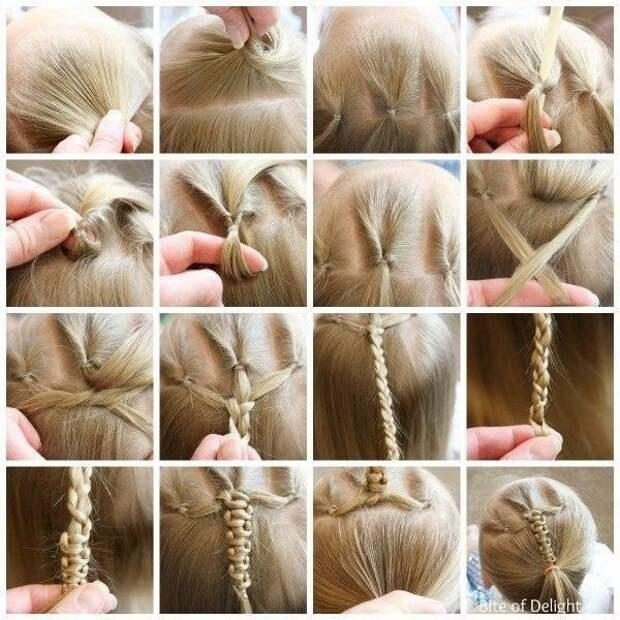 Плетём косички