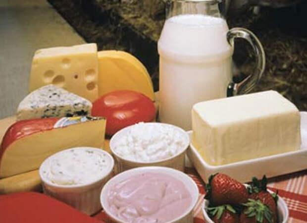 Кисломолочные продукты для Мейн Куна