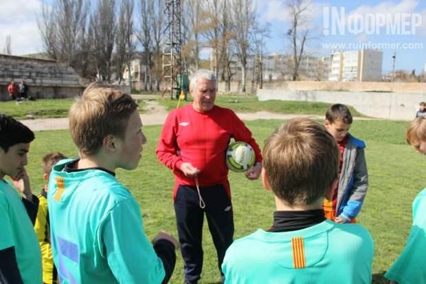 750 миллионов рублей на стадион в Балаклаве (фото, видео)