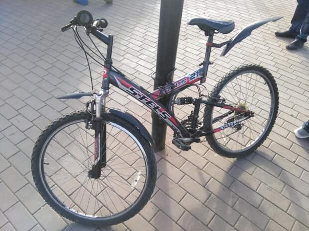 В Глазове пьяный велосипедист попал под колеса «УАЗа»