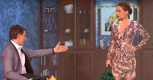 Что делать, если ты купила новое платье, а муж не заметил… «Уральские пельмени» отжигают!