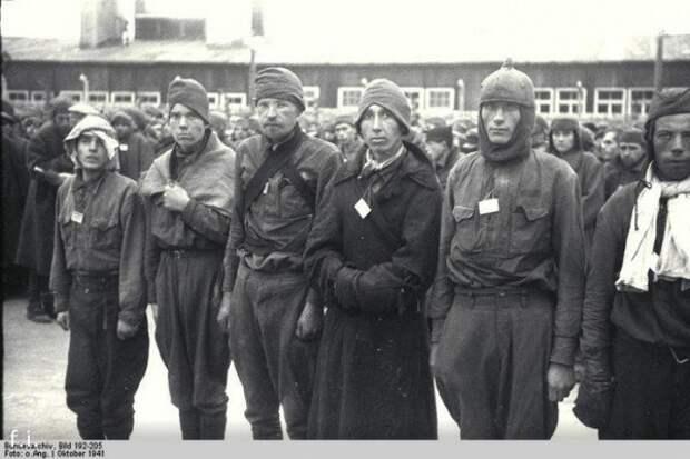 О восстании советских военнопленных в концлагере Маутхаузен.