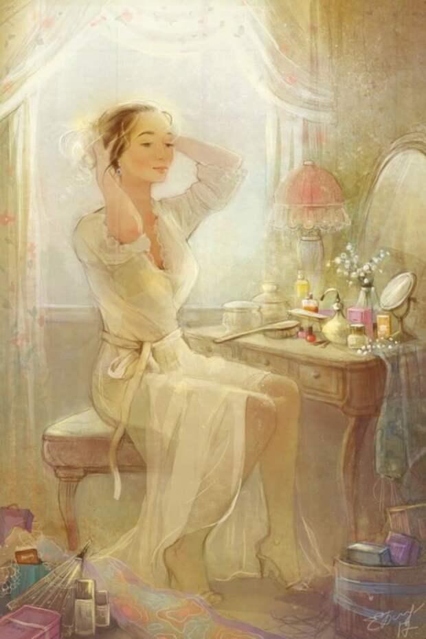 художник Екатерина Бабок иллюстрации – 52