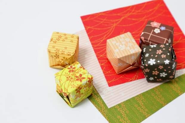МАСТЕРИЛКА. Оригами  - упаковка для подарков