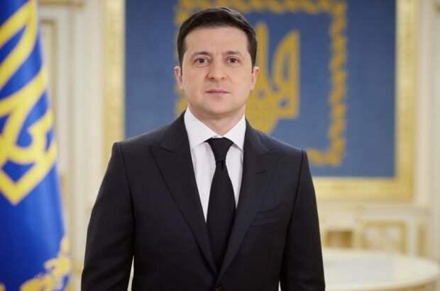 Политолог заявил, что слова Зеленского оскорбляют Макрона и Меркель