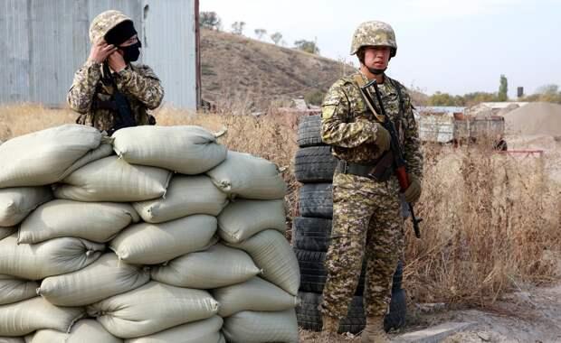 В перестрелке на границе с Таджикистаном погибли 13 жителей Киргизии
