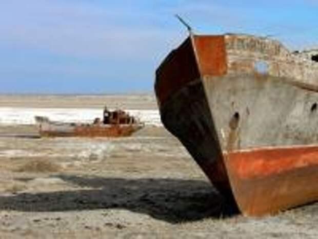Какое открытие сделали учёные на дне высохшего Аральского моря